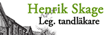 HENRIK SKAGE-TANDVÅRD VID