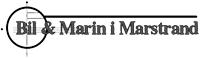 Bil & Marin i  Marstrand