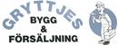 Gryttjes Bygg & Försäljning ek för